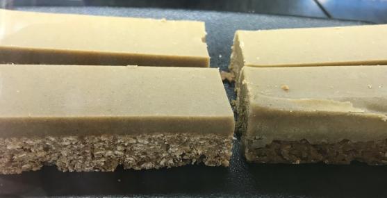 ginger crunch iconic kiwi slice