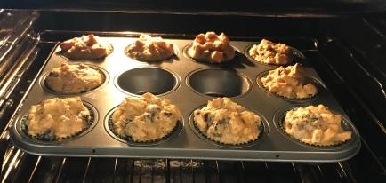 Lumberjack Cupcakes Baking