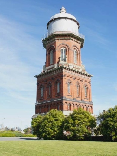 The Water Tower, Invercargill